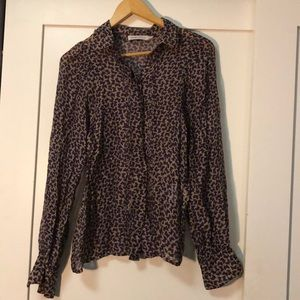 SEE BY CHLOE. GORGEOUS SILK BLOUSE